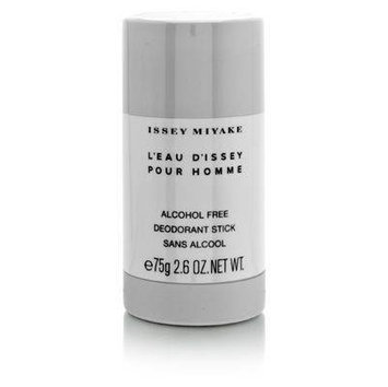 L'eau D'issey By Issey Miyake For Men. Deodorant Stick Alcohol Free 2.6-Ounce