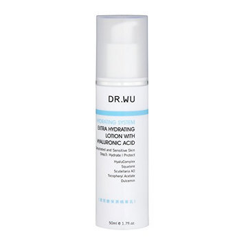 DR.WU Intensive Hydrating Lotion with Hyaluronic Acid 50mL
