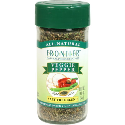 Frontier Veggie Pepper Seasoning Blend