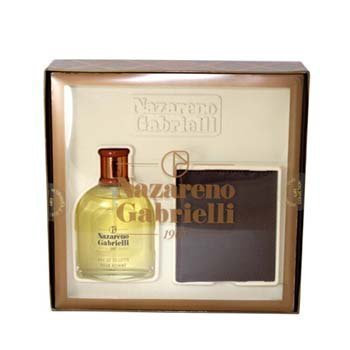 Nazareno Gabrielli Gift Set for Men (Eau De Toilette Spray