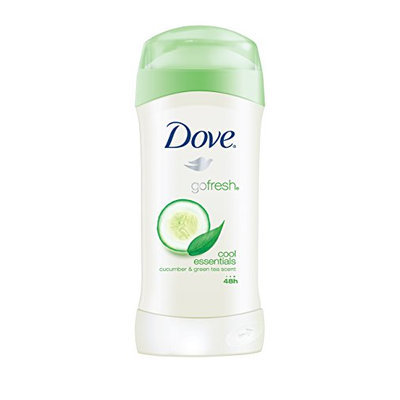 Dove® go fresh Cool Essential Cucumber & Green Tea Scent Anti-Perspirant Deodorant