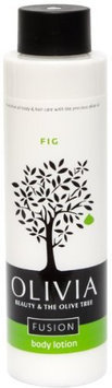 Olivia Olive Oil Beauty Products / Fusion Body Lotionl Fig 10oz.