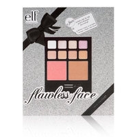 Eyes Lips Face e.l.f Beauty Book Flawless Face Makeup, Holiday Edition, 1.2 Ounce (Pack of 2)
