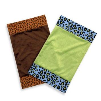 One Grace Place - Jazzie Jungle Boy Burp Cloth