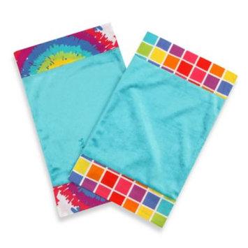One Grace Place - Terrific Tie Dye Burp Cloth