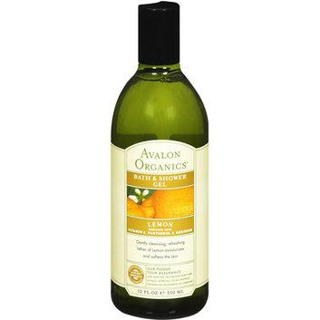 Avalon Organics Avalon Lemon Bath & Shower Gel