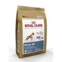 Royal Canin Dry Dog Food, Boxer 26 Formula, 33-Pound Bag