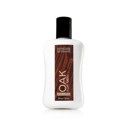 Bath & Body Works® OAK FOR MEN Body Lotion
