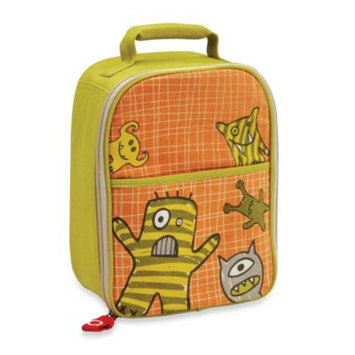 O.r.e. Originals Sugarbooger by o.r.e Zippee Lunch Tote in Hungry Monsters