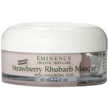 Eminence Organic Skin Care Eminence Rhubarb Masque Skin Care, Strawberry, 2 Ounce