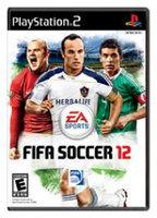EA FIFA Soccer 12 Playstation 2