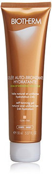 Biotherm Gelee Auto-Bronzante Self Tanning Gel Natural and Uniform Tan 24 Hr Hydration