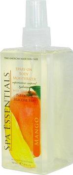 Spa Essentials Spray On Body Moisturizer with Super Fruits