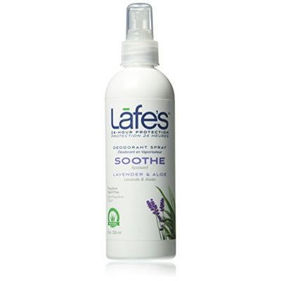Lafes Natural Deodorant Spray