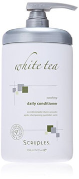 Scruples White Tea Soothing Daily Conditioner 32 Ounce