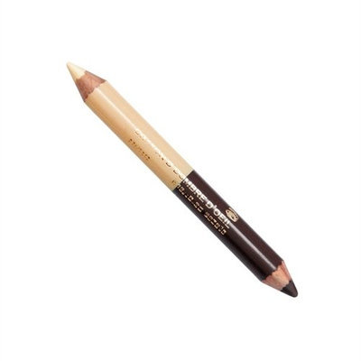 Cailyn Duo Shadow Pencil Creamy White and Dark Chocolate