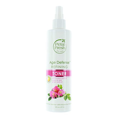 Petal Fresh Organic Eco-Elements Facial Toner
