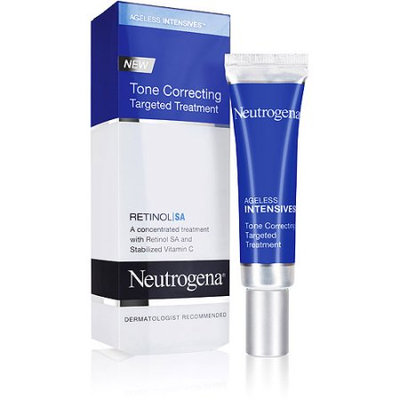 Neutrogena® Ageless Intensive Tone Correcting Targeted Treatment