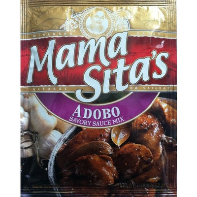 Mama Sita Adobo (Savory Sauce Mix) - 1.76oz (Pack of 3)