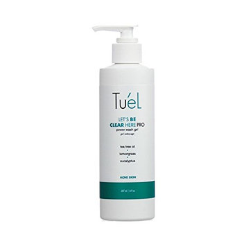 Tu'el Skincare Let's Be Clear Here Power Wash