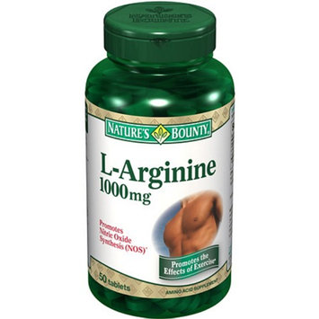 Nature's Bounty L-Arginine 1000mg