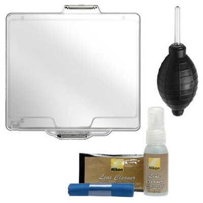 Nikon BM-14 LCD Monitor Cover with Cleaning Kit for the D600 & D610 Digital SLR Camera