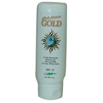 Eidon Ionic Minerals - California Gold Sunscreen 25 SPF - 4 oz.