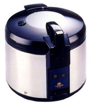Spt SPT 26-Cup Rice Cooker in Stainless Steel SC-1626