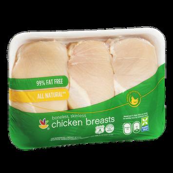 Ahold Chicken Breasts Boneless Skinless
