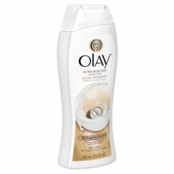 Olay Ultra Moisture Body Wash, Coconut Oasis, 23.6 fl oz