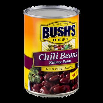 Bush's Best Chili Beans Kidney Beans Mild Chili Sauce