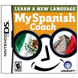 DS, My Spanish Coach - UBI SOFT