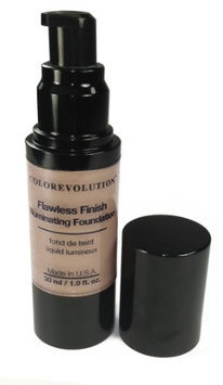 Colorevolution 100% Natural Mineral Liquid Foundation