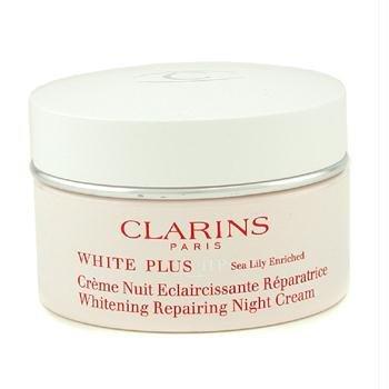Clarins White Plus HP Whitening Repairing Night Cream for Unisex