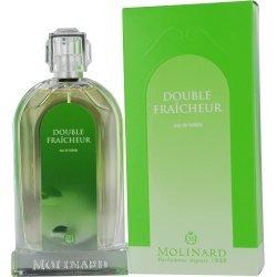 Molinard Double Fraicheur Eau De Toilette Spray for Women