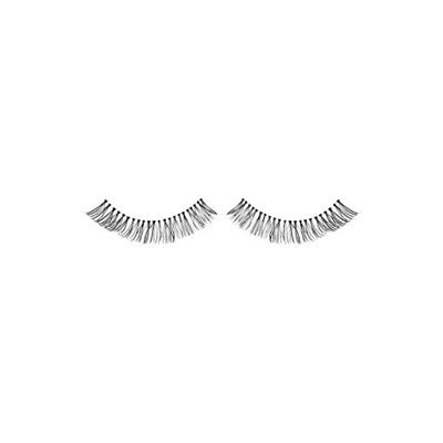 Baci Natural Look Style No.689 Black Premium Eyelashes with Adhesive Included