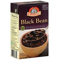 Dr. McDougall's Black Bean Soup