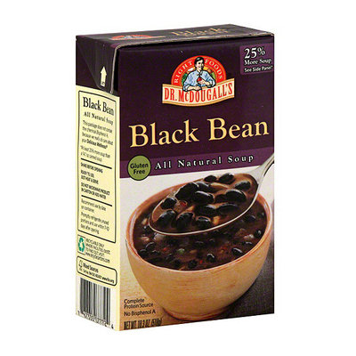Dr. McDougall's Black Bean Soup