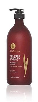 Luseta Beauty Tea Tree and Argan Oil Shampoo
