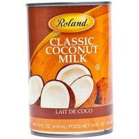Roland Coconut Milk, Classic - 14 fl oz