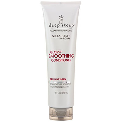 Deep Steep Conditioner Glossy Smoothing