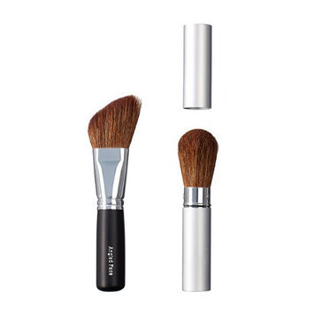 ON&OFF Angled and Take Along Face Makeup Brush