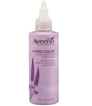 Aveeno® Active Naturals®  Living Color Preserving Shine Glaze