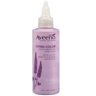 Aveeno® Active Naturals®  Living Color Preserving Shine Glaze