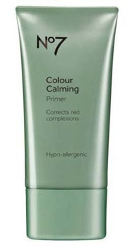 No7 Colour Calming Primer Green