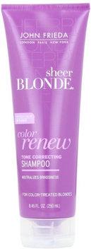 John Frieda Sheer Blonde Color Renew Tone Restoring Shampoo