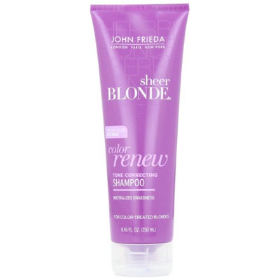 John Frieda Sheer Blonde Color Renew Tone Restoring Shampoo