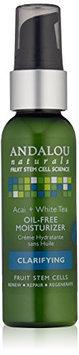 Andalou Naturals Acai Plus White Tea Oil-Free Moisturizer
