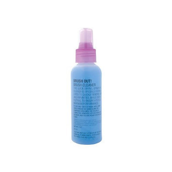 Purely Pro Cosmetics Brush Cleaner Brush Out