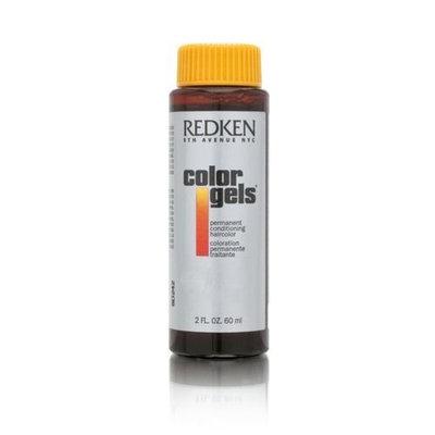 Redken Color Gels Permanent Conditioning 4N Hazelnut Hair Color for Unisex